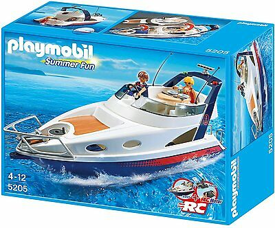 Playmobil - Summer Fun - 5205 - Luxusyacht - NEU OVP