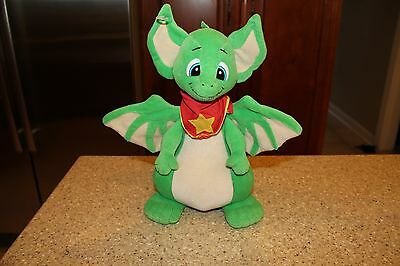Russ 13 Inch Plush Filbert Pocket Dragon Real Musgrave 1990