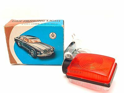 GOLDEN CROWN Vintage 1960s 12v Car Parking Accessory Light In Rover 3.5 P5 Box