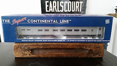 Rapido Grill - Parlor Car Undecorated NEW 111046  HO Scale