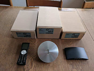 Bang & Olufsen BeoCom 5 Complete Set with Speaker Phone and BeoLine 2