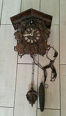 Black Forest Camerer Kuss & Co Cuckoo Clock