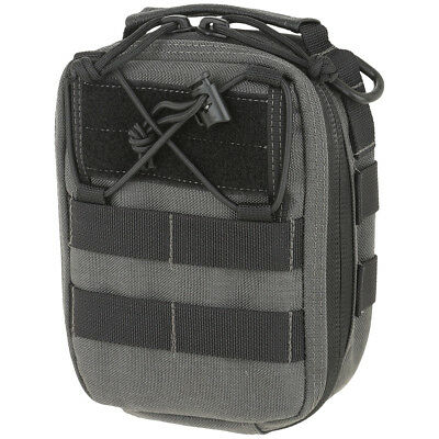 Maxpedition FR-1 Specialized Medical Pouch Tactical MOLLE Pack Hunting Wolf Gray