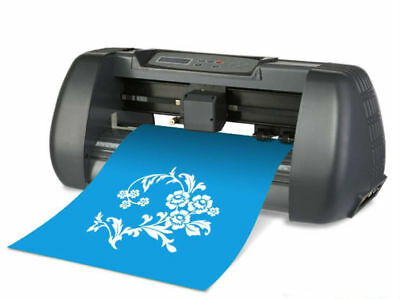"SEIKI SK375T 14"" (375mm) Desktop Vinyl Cutter Plotter for Sign T-shirt Craft art"