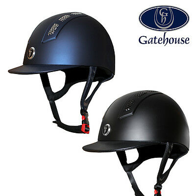 Gatehouse Chelsea Air Flow Riding Hat Helmet Navy Blue or Black