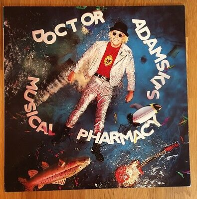 Doctor Adamski Musical Pharmacy - Vinyl Record