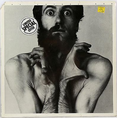 Peter Hammill, The Future Now, US 1978 LP on Charisma records
