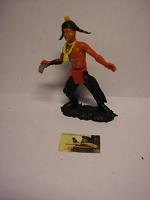 Soldatino Toy Soldier Nardi Italy Deposè Indiano cm 8