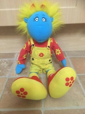 Tweenies Bella Soft Toy BBC 1999 Retro 14""
