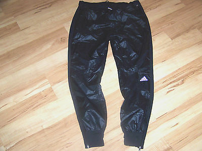 Adidas Hose Long Tights Tight Shiny Glanz Nylon Cal Surf XL Neu Glanznylon Pants