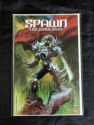 Spawn The Dark Ages #1-28 (1999) Full Run High Grade Incl #1 Variant Mcfarlane
