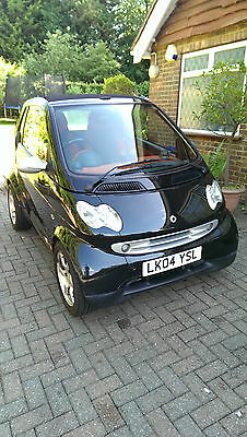 City Passion 61 Convertible Smart Car
