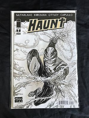 Haunt #1-28 (2009) Full Run Lot High Grade Mcfarlane Kirkman Spawn Image Comics