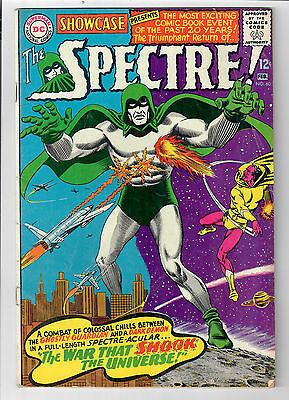 SHOWCASE #60 - Grade 6.0 - 1st Silver Age appearance of THE SPECTRE!