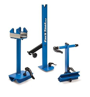 Park PB-7 Bicycle Stand & Truing Attachments for PB-1 Repair Workstand FREE S&H