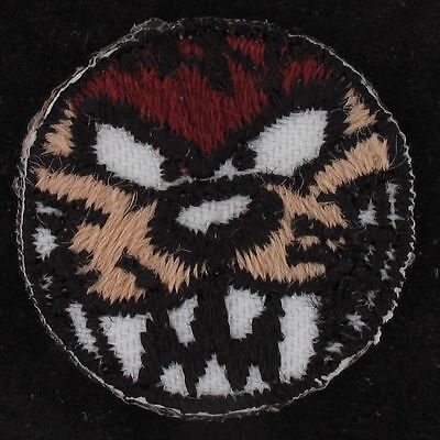 PATCH Taz Tazmanian Devil WARNER BROS LOONEY TUNES Fabric EMBROIDERED WB 5401