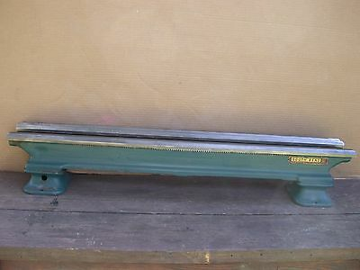 """9""""  10K  South Bed Lathe 42"""" Bed"""
