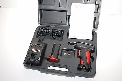 Snap-on Tools Cordless Screwdriver, Battery, Charger & Case CTS561 SHIPS FREE