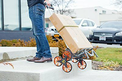 UpCart Deluxe All-Terrain Stair Climbing Folding Cart,  NEW  -  FREE SHIPPING