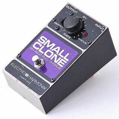 Electro-Harmonix Small Clone EH4600 Chorus Guitar Effects Pedal P-00756