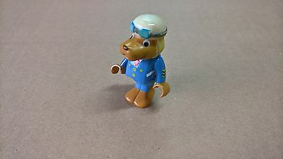 Figur Figure Sgt. Dog Brio Richard Scarry Busytown Holzeisenbahn Wooden Railway