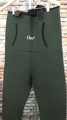 ORVIS chest waders fly fishing, great shape! size S
