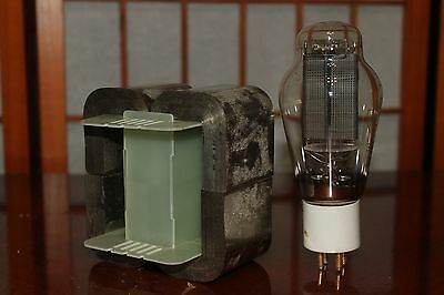 Output Transformer Tetra C-Core --- Hitachi Amorphous AMCC 170 for 300B SE OPT