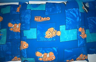 Finding Nemo Plush Square Throw Pillow/Seat cushion New Hand made