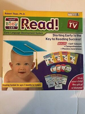 Your baby Can Read! Early Language Development System Read Description