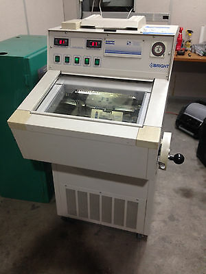 Bright Cryostat Refrigerated Microtome 5040 Otf/as