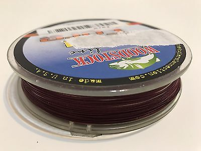 Woodstock 15-Pounds Metered Lead Core Fishing Line, 200 Yards