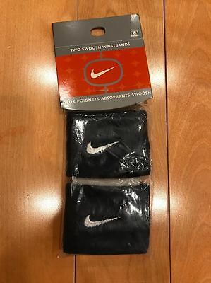 Nike Wristbands Sweatbands Navy Blue White  Ac0009-401