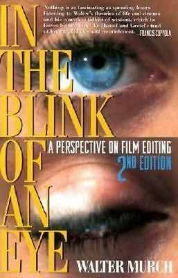 NEW In the Blink of an Eye By Walter Murch Paperback Free Shipping