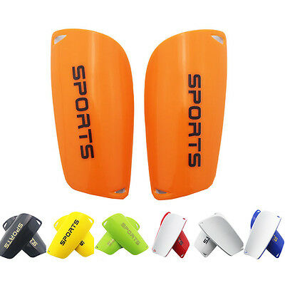 1Pair Adult/Kids Soft Football Shin Pads Soccer Leg Guards Pads Protective Gear