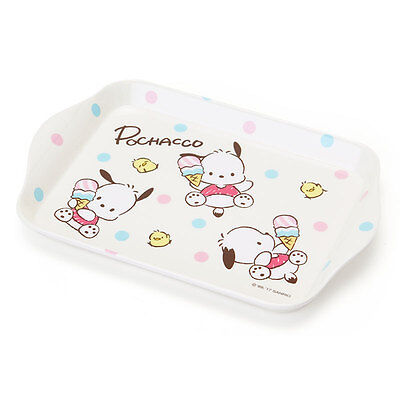 Sanrio Pochacco Mini Tray (Ice) Kawaii Cute F/S 2017 NEW item