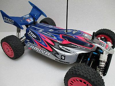 Tamiya TT02B MS Rebuilt and Upgraded with load of spare parts