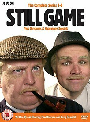 Still Game - The Complete Series 1-6 Plus Christmas and Hogmanay ... - DVD  N4VG