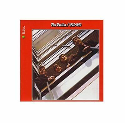 The Beatles - 1962-1966 [The Red Album] - The Beatles CD COVG The Cheap Fast The