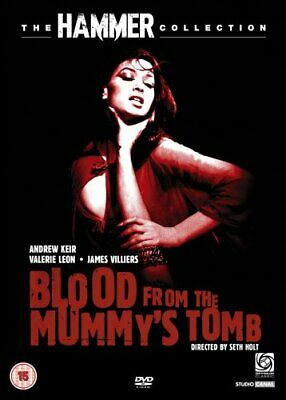 Blood From the Mummy's Tomb [DVD] [1971] - DVD  CEVG The Cheap Fast Free Post
