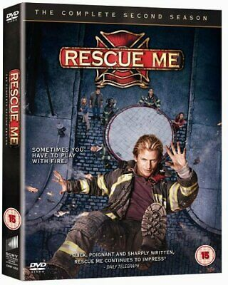 Rescue Me - Season 2 [DVD] [2007] - DVD  6QVG The Cheap Fast Free Post