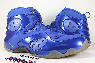 0b589d5a081 Nike Zoom Rookie Penny V Used Size 11.5 Game Royal Memphis Blue 472688 403