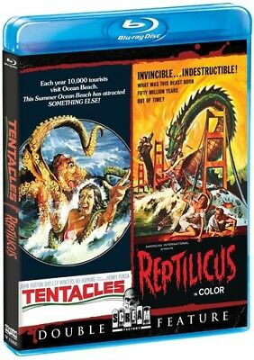 Tentacles / Reptilicus [New Blu-ray] Widescreen