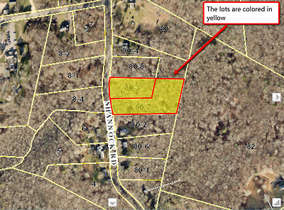 2.94 Acre Lot on Shannock Road Charlestown RI $130000 lot for $29999 Owner Finan