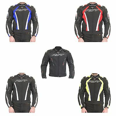 RST Motorbike Pro Series CPXC Sport Textile CE Approved Waterproof Jacket