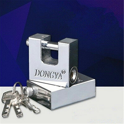 High Quailty Shipping Container Garage Anti-Theft Lock Padlock With 3 Keys