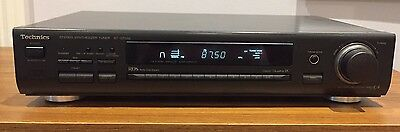 Technics ST-GT550 Stereo Tuner Separate