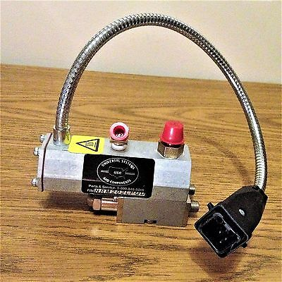 Universal Systems Nrm202Lpqd Hot Melt Glue Gun Module(New)