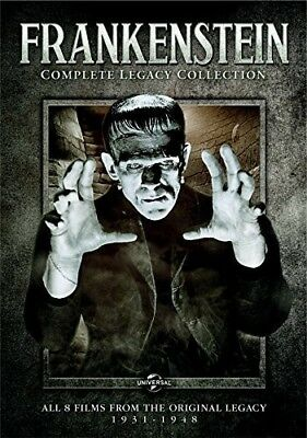 Frankenstein: Complete Legacy Collection [New DVD] Slipsleeve Packaging, Snap