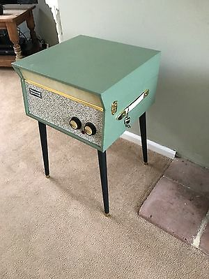 Dansette Record Player in  Stunning Condition