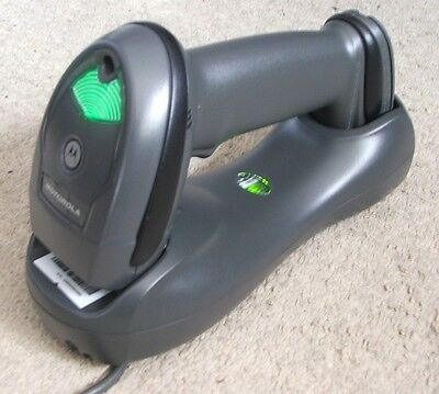 Symbol Motorola Zebra LI4278 cordless bluetooth barcode scanner,replaces LS4278
